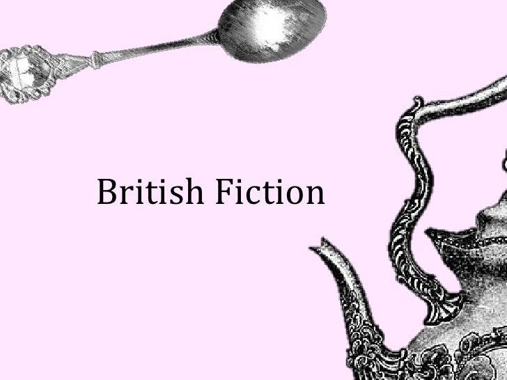British Fiction
