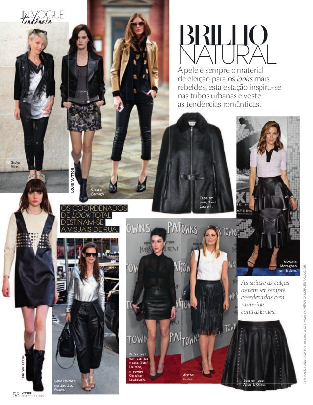 e0d1fac74c149 Vogue – Nº 155 Setembro (2015)