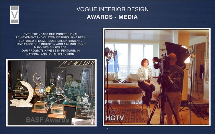 Top Vogue Interior Design With How Many Years Is