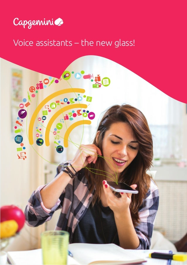 Voice assistants – the new glass!