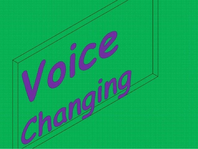 Definition verb- এর যে রূপ তার Subject সক্রিয় না, ক্রনক্রিয় তা ক্রনর্দে শ কর্র তার্ক Voice বর্ে। Voice is the form of the ...