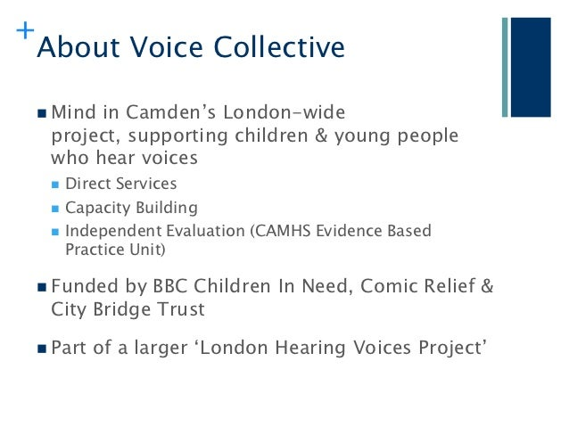 Voice collective Slide 2