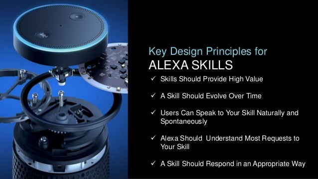 how to make an alexa skill with user config