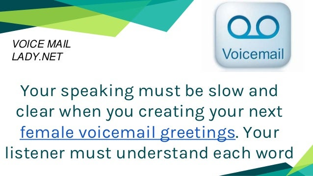 Best professional voicemail greetings you can use net 10 m4hsunfo