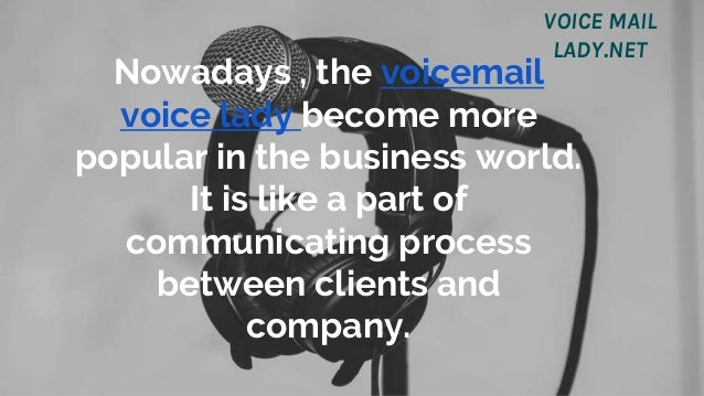 Best professional voicemail greetings you can use net 3 nowadays the voicemail m4hsunfo