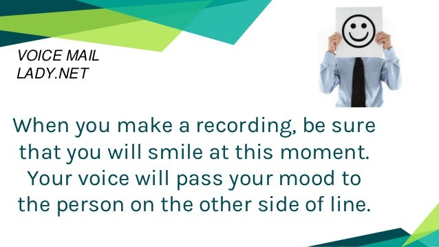 Best professional voicemail greetings you can use net 9 when you make a recording m4hsunfo Gallery
