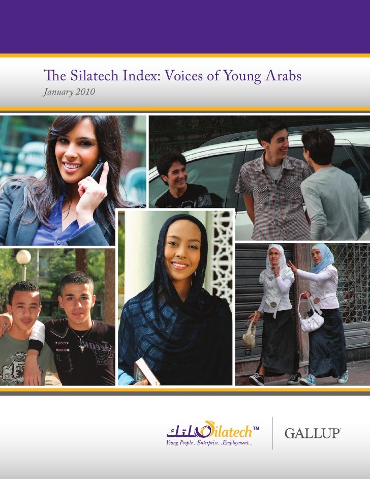 The Silatech Index: Voices of Young Arabs 2010