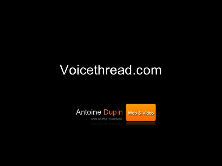 Voicethread.com