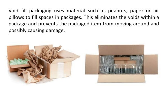Advantages of Void Fill - Air Pillow Packaging Slide 2