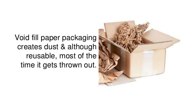 Advantages of Void Fill - Air Pillow Packaging Slide 3