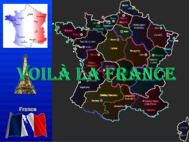 Situez la France Sur cette           carte   