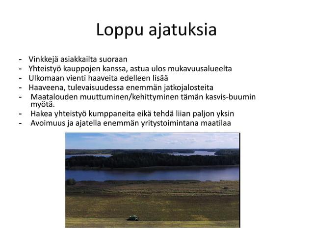 Kiitos ! Katriina Klinckowström p. 040-8032235