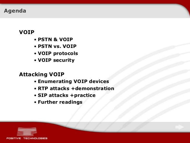 Positive Hack Days. Gritsai. VOIP insecurities workshop Slide 2