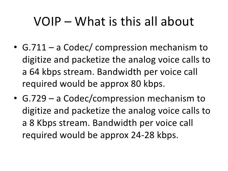 VoIP Fundamentals (Introducing Voice over IP Networks) Part 1
