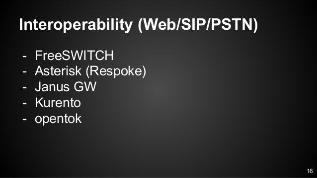 When VoIP meets Web - The revolution of WebRTC