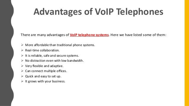 VoIP Phones - Future of VoIP Telephone Systems