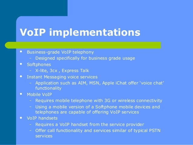 future of vo ip technology essay Bitpipecom is the enterprise it professional's guide to information technology resources browse this free online library for the latest technical white papers.