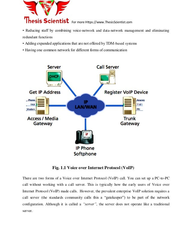 network thesis