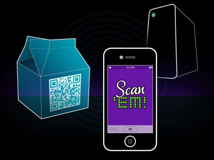 How do you <br />scan a <br />QR code?<br /><ul><li>Whip out your phone