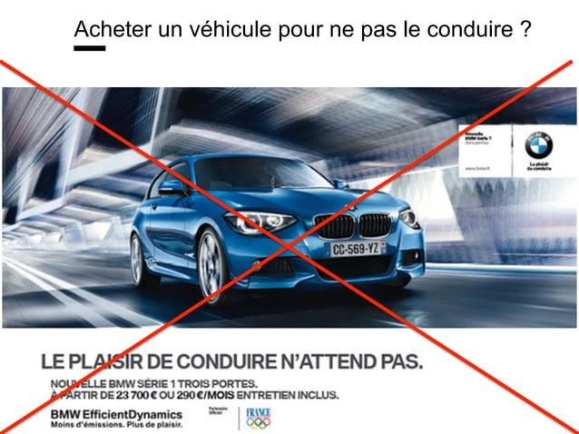 www.15marches.fr Acheter un véhicule pour ne pas le conduire ?