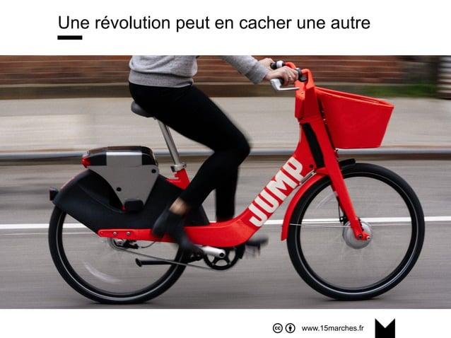 www.15marches.fr Une révolution peut en cacher une autre