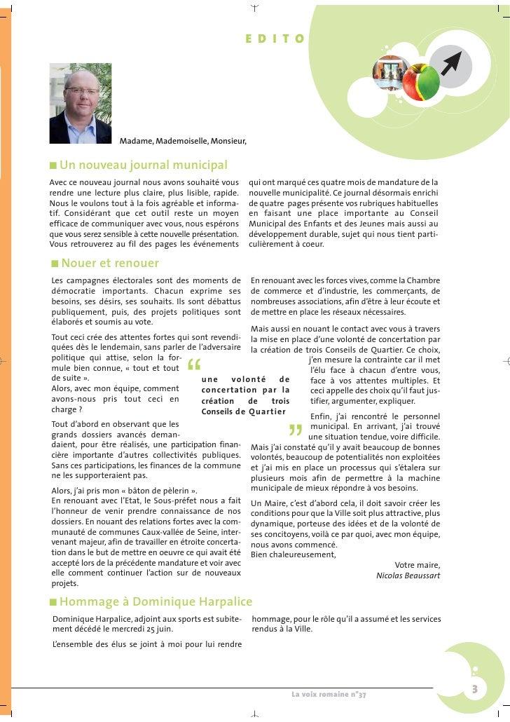 Voix  Romaine 37 Petit Format Slide 3