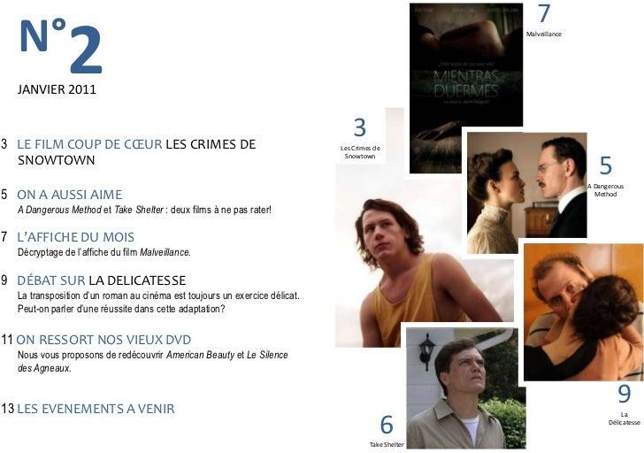 7  N°2                                                                                               Malveillance  JANVIER...