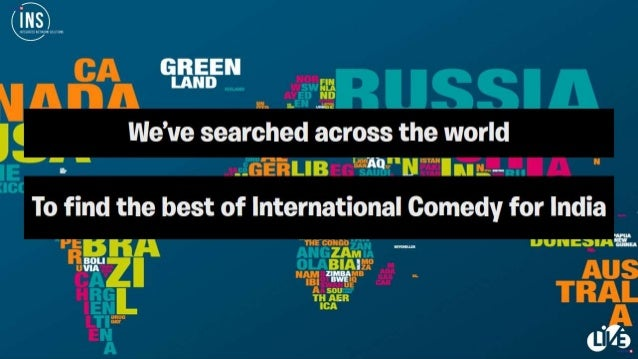 Comedy central chuckle festival ft. russell brand