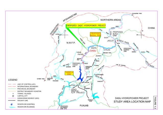 Dasu Hydropower Project – Feasibility Report Volume 9 2-3 been privatised whilst WAPDA is still a public organisation. WAP...