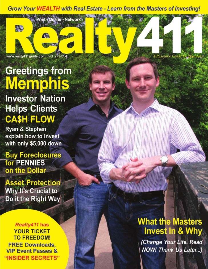 Grow Your WEALTH with Real Estate - Learn from the Masters of Investing!