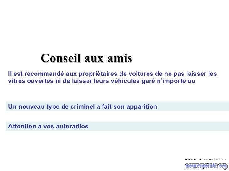 Il est recommandé aux propriétaires de voitures de ne pas laisser les vitres ouvertes ni de laisser leurs véhicules garé n...