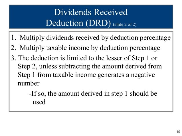 purpose of the dividends received Tax exemption of foreign-sourced income  country from which the income is received for the purpose of this  paid on the income out of which dividends.
