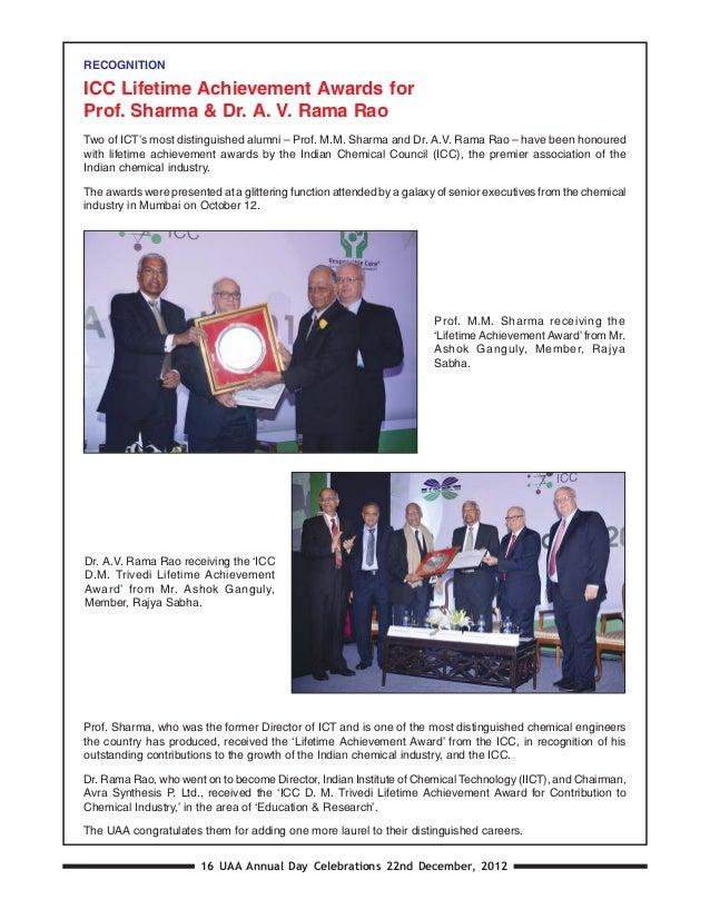 UAA Bulletin - Vol 17 - II - Dec 2012