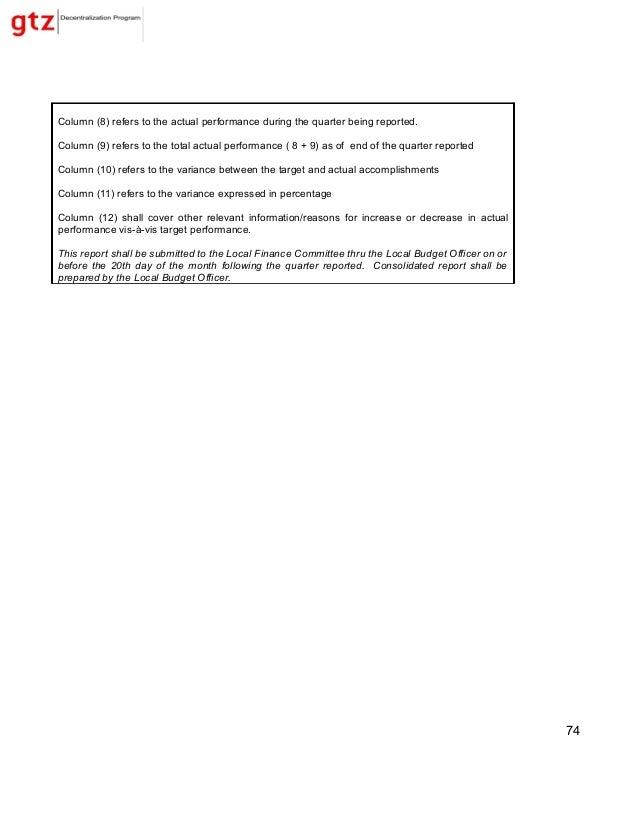 vol5 lgu budget and expenditure management tools