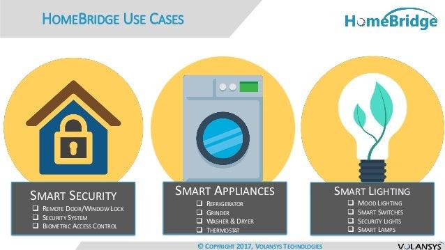 HomeBridge - Multi-functional IoT Gateway Solution