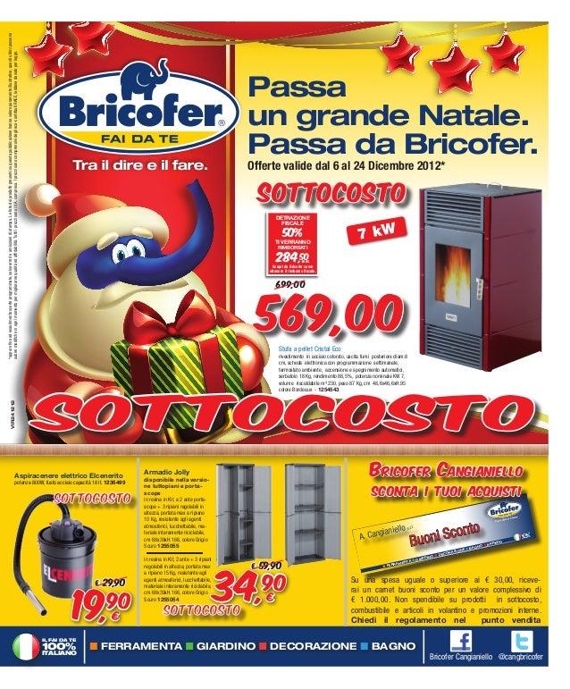 Idee Regalo Spos: Volantino Idee Regalo Dicembre 2012