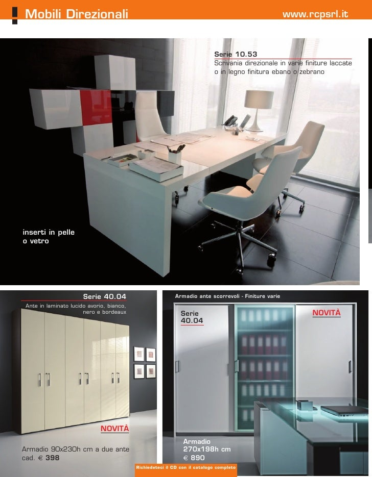 offerte mobili ufficio 2011