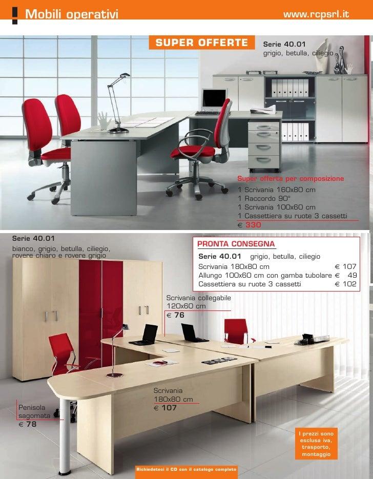 Offerte mobili ufficio 2011 for Mobili offerte