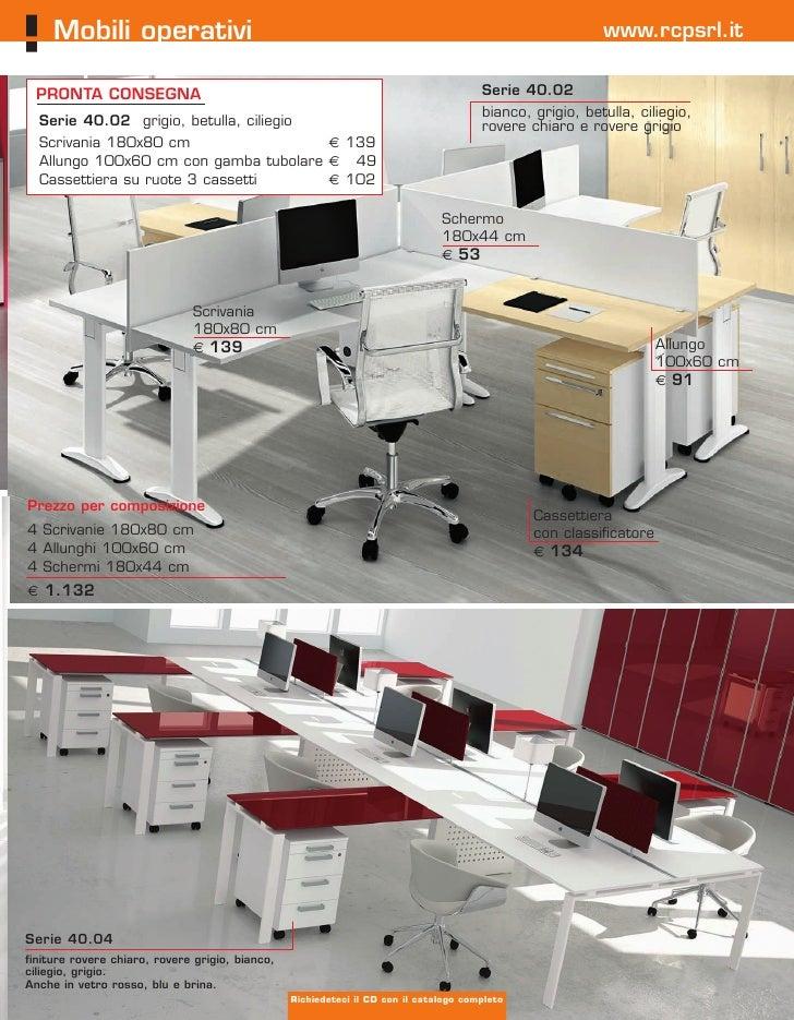 Offerte mobili ufficio gallery of scrivanie ufficio for Offerte mobili ufficio