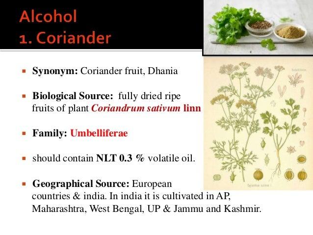 Volatileoils by pooja in pharmacognosy