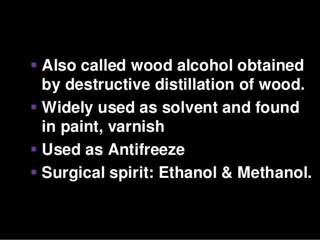 Volatile Poisons