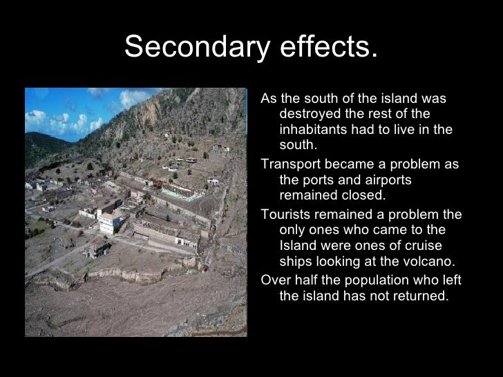primary and secondary hazards of volcanic eruptions Lahars one of the greatest volcanic hazards is lahars  secondary lahars were formed when rain mixing with ash from the eruption became unstable.