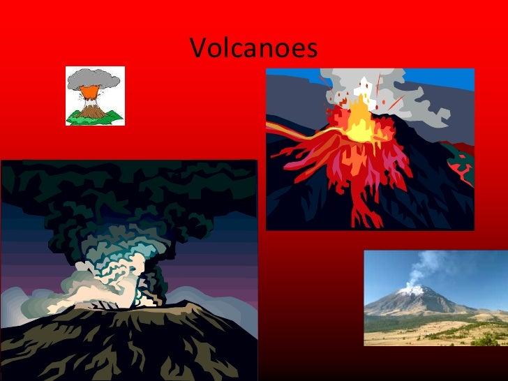 Volcanoes<br />