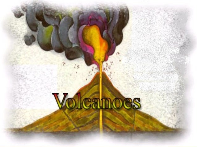 Volcanoes are often cone-shaped, but they can take other shapes too.  They are formed when molten, sticky rock called magm...