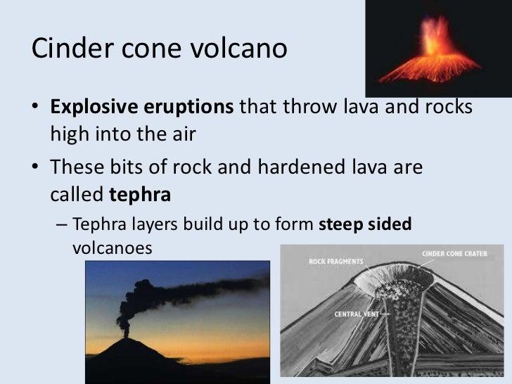 Volcanoes and eruptions