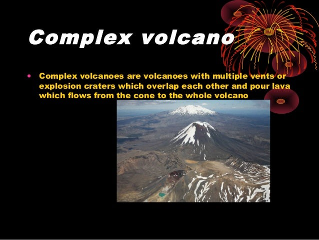 Diagram Of Complex Volcano Wiring Circuit