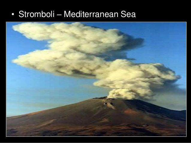 • Why do volcanoes erupt?