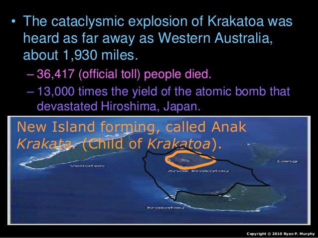 Famous Volcanoes Earth Science Lesson PowerPoint