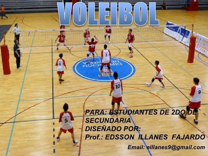 Voleibol Webquest 6