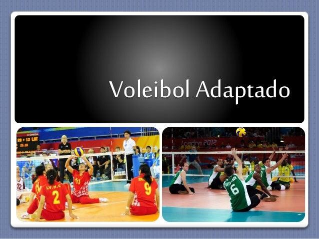 Voleibol Adaptado